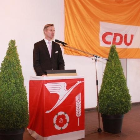 2016 Feier 70 Jahre CDU Appen