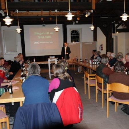 2010 Bilder vom Bürgertreff in Appen am 28.01.2010